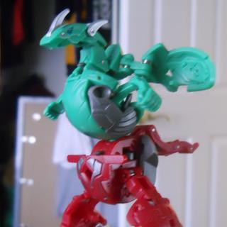 Ventus Fusion Dragonoid/Pyrus Reptak