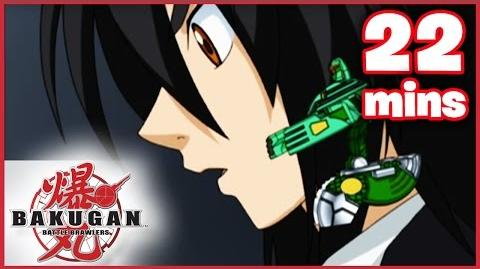Bakugan Battle Brawlers Evil Evolution Ep. 184