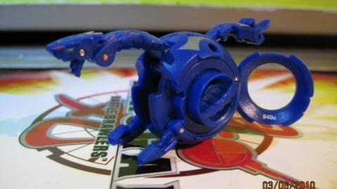 Bakugan GI Bakutremor Quake Dragonoid Review!