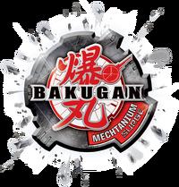 Bakugan surgimiento de mechtanium Logo