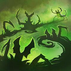 Hungering Shadows - Defense/Gate Card