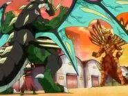Vexos dragonoid ventus