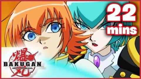 Bakugan Battle Brawlers Mylene's Meltdown Ep. 100