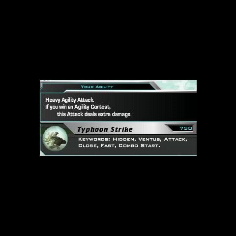 Typhoon Strike's description