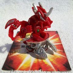 Titanium Dragonoid with two G-Powers
