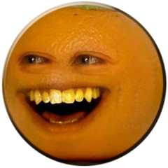 Annoying Orange is funny