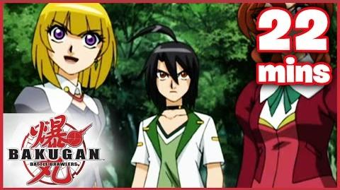 Bakugan Battle Brawlers Dark Moon Ep. 168