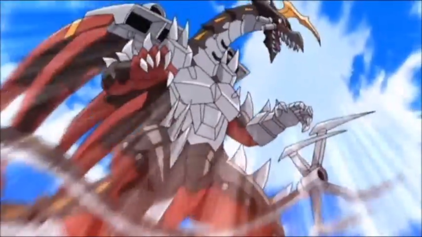Bakugan Darkus MK2 Helios 540G