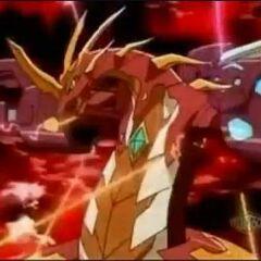 Maxus Dragonoid (Arms)