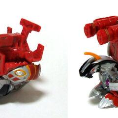 Twin Destructor on Helios MK2
