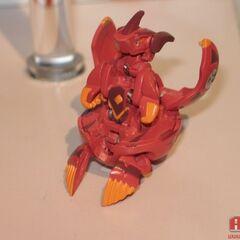 Prototype Pyrus Helix Dragonoid
