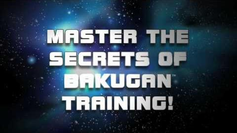 Bakugan Battle Trainer - Trailer - NDS