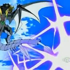 Iron Dragonoid attacking