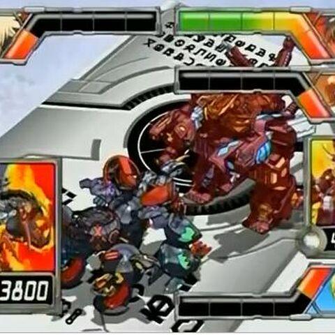 Maxus Helios MK2 und Maxus Cross Dragonoid in Ballform