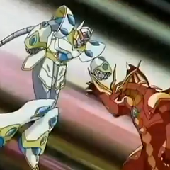Helix Dragonoid versus <a href=