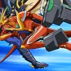 Lumino Dragonoid vs. <a href=