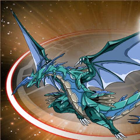 Aquos Delta Dragonoid 550G
