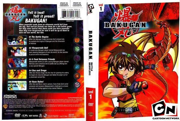 List of Bakugan Battle Brawlers DVDs   Bakugan Wiki   FANDOM