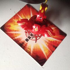 The Same neo dragonoid without attribute symbol