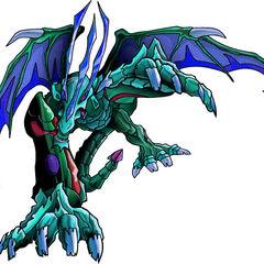 Aquos Quake Dragonoid 940G