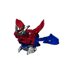 Aquos Mercury Dragonoid