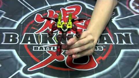 Mechtanium Surge Bakugan - May & June, 2011 Release Previews