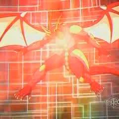 Helix Dragonoid using <b>Power Blazer</b>