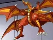 Cross Dragonoid (stand)