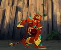 Aranaut back flip