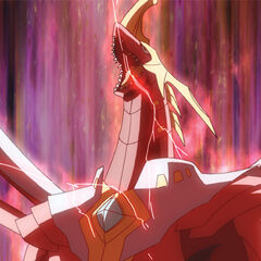 Titanium Dragonoid losing control of his powers