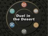 Duell in der Wüste