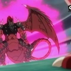 Viper Helios przyużyciu  supermocy <b>Gwiezdnyn Pancerz X</b>
