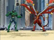 Titanium dragonoid40