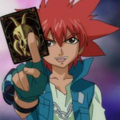 Rikimaru with Doom Card