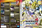 Bakugan Battle Brawlers Gundalian Invaders Vol.9