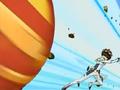 Dan throwing Lumino Dragon
