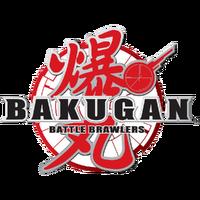 Bakugan Battle Brawlers Logo English