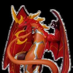 TRU Exclusive Dragonoid statue