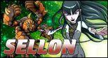 Sellon and her bakugan