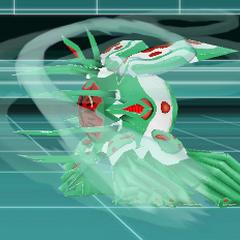 Ventus Volt Elezoid attacking
