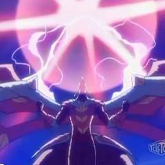 Titanium Dragonoid using <b>Dragon Hard Striker</b>