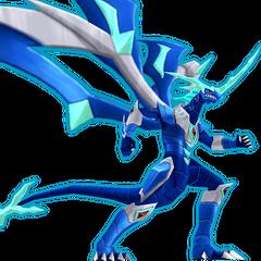 Aquos Titanium Dragonoid