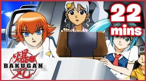Bakugan Battle Brawlers Beginning of the End Ep. 188