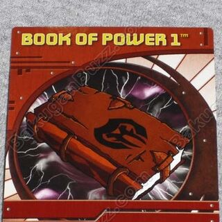 Book of Power 1 Ability Card