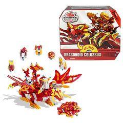 Dragonoid Colossus und Verpackung