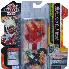Twin Destructor + Helios MK2 pack(combat set)