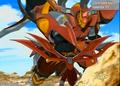 Zenthon VS Drago 001