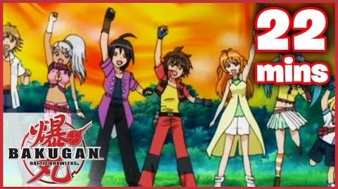 Bakugan Battle Brawlers Game Over Ep. 52