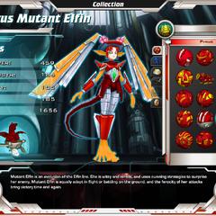 Pyrus Mutant Elfin