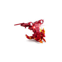Deluxe Jetkor with Helix Dragonoid